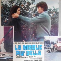 Постер фильма Самая красивая жена 1970
