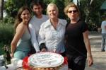 Ornella Muti, Kledi Kadiu, Katia Ricciarelli, Giuliana Gamba (regista)