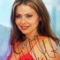 Фото с автографом
