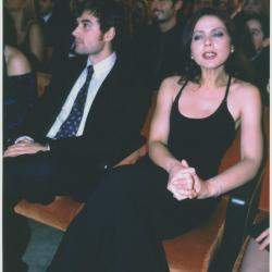 Francois Gore & Ornella Muti