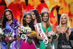 Орнелла Мути с участницами конкурса Мисс Украина