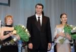 Первая леди Екатерина Ющенко, Виталий Кличко и Мути