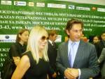 Орнелла Мути со своим мужем Фвбрисом Керерве