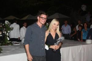 Josh Hartnett e Ornella Muti