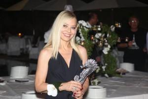 Орнелла Мути получила награду