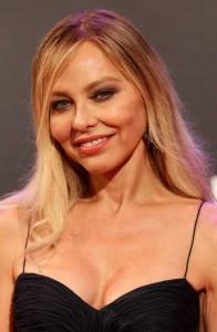 Ornella Muti attends 'Nachtlarm' Premiere during the 65th Locarno Film Festival on August 4