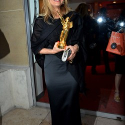 Trophee De Paris Awards 2013 Ceremony At The Espace Pierre Cardin on February 14, 2013 in Paris