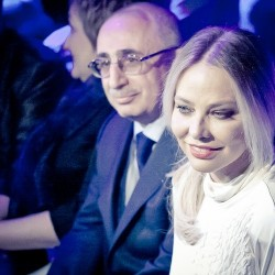 Михаил Башартарьян, Орнелла Мути