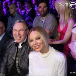 Вечаслав Зайцев и Орнелла Мути