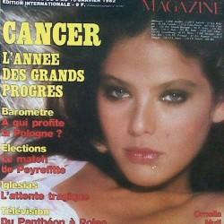 Le Figaro magazine gennaio 1982