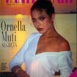 Обложка Vanity Fair с Орнеллой Мути