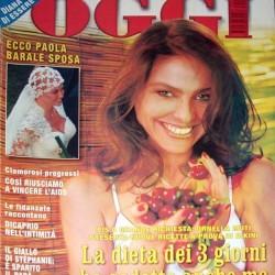 OGGI 1998 обложка