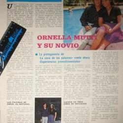 1972 - Орнелла Мути и Алессио Орано