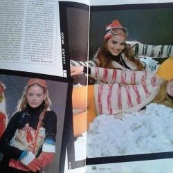 Элеонора Джорджи и Орнелла Мути - фотосессия