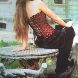 Фото из турецкого журнала 1991 года