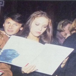 Фото из журнала Novella 1988