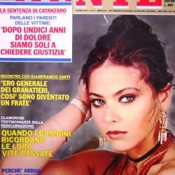GENTE #14 1981 Ornella Muti bellissima in copertina