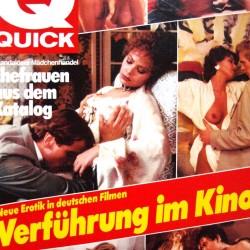 Quick 1984 - Орнелла Мути и Джереми Айрон