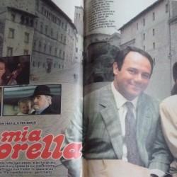 TV Sorrisi Canzoni 1987 - Орнелла Мути и Карло Вердоне