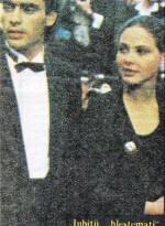 Anthony Delon, Ornella Muti