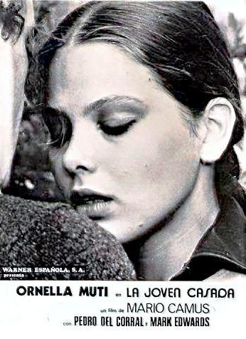 """Ornella Muti - """"La Joven Casada"""""""
