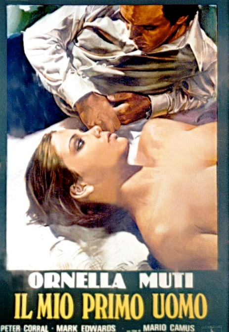 """Постер к фильму """"Мой первый мужчина"""""""