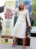 Орнелла Мути на премьере фильма Doc West